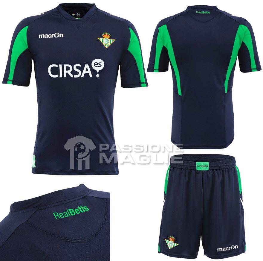 Terza maglia Real Betis Balompiè 2012-2013