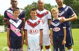 Kit Bordeaux 2012-2013 Puma