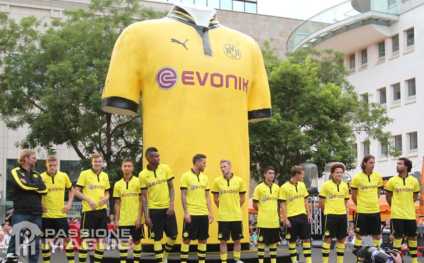 Evento Borussia Dortmund Puma