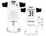 Chievo away 2012-2013
