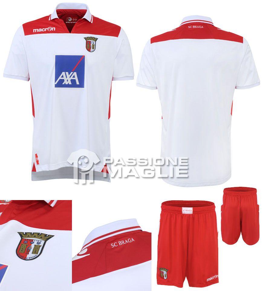 Terza divisa Sporting Braga 2012-2013