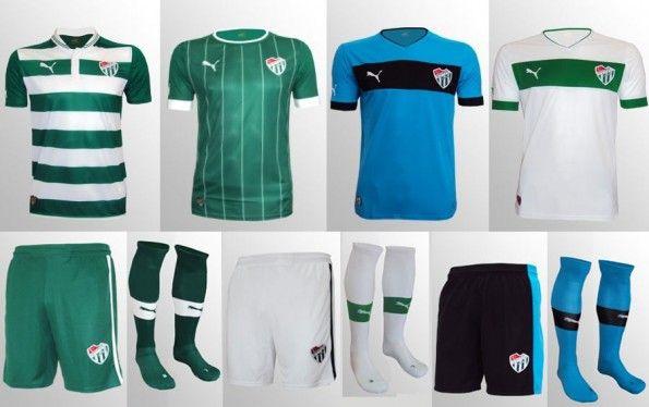 Bursaspor maglie 2012-2013