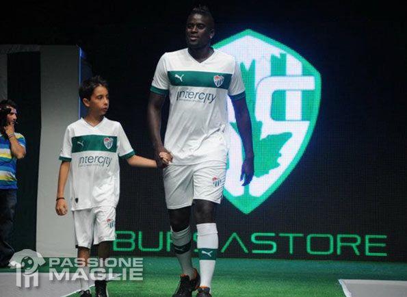 Bursaspor quarta casacca 2012-2013