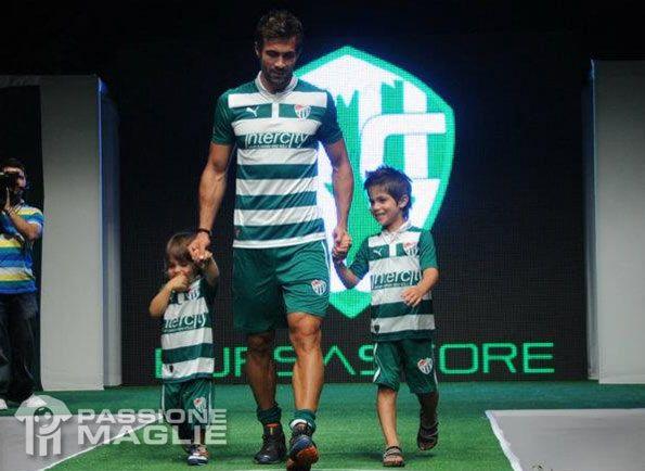 Maglia casalinga Bursaspor 2012-2013