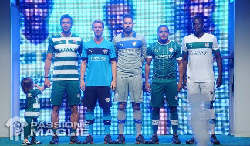 Presentazione kit Bursaspor Puma