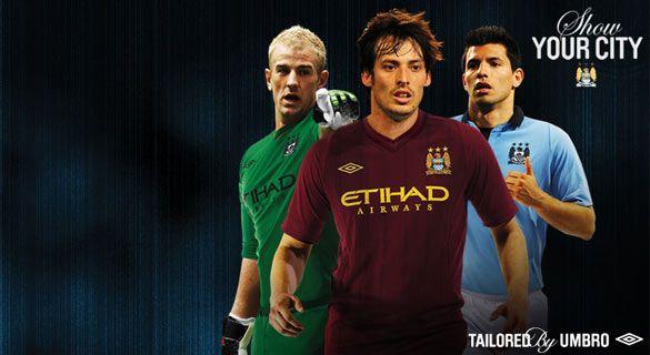 Kit City 2012-2013