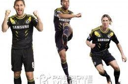 Terza maglia Chelsea 2012-2013