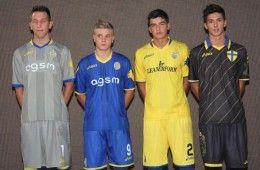 Kit Hellas Verona 2012-2013