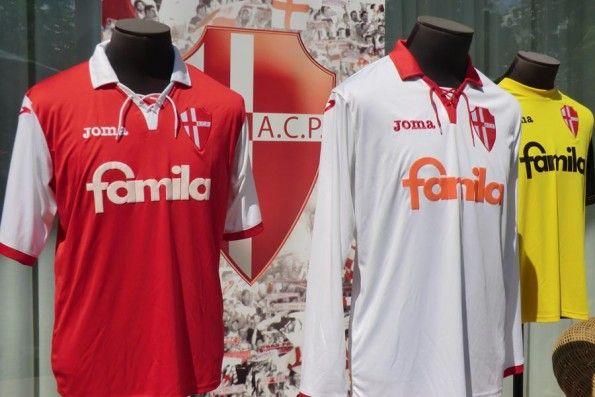Maglie Padova 2012-2013