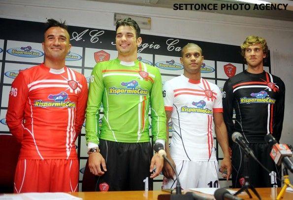 Maglie Perugia 2012-2013