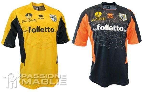 Maglie portiere Parma 2012-2013
