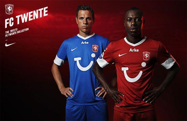 Twente kit Nike 2012-2013