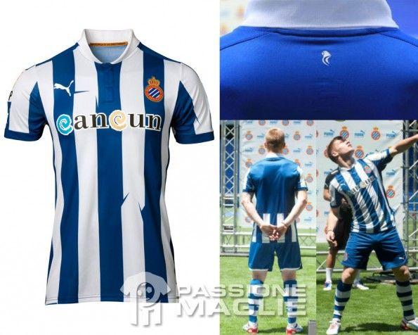 Espanyol prima maglia 2012-2013