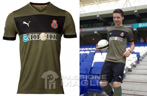 Espanyol third kit 2012-2013