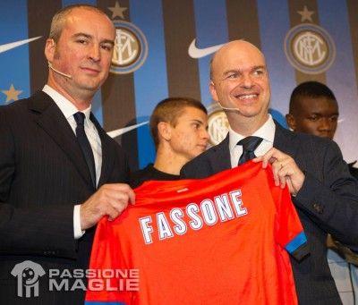 Marco Fassone e Cristiano Carugati