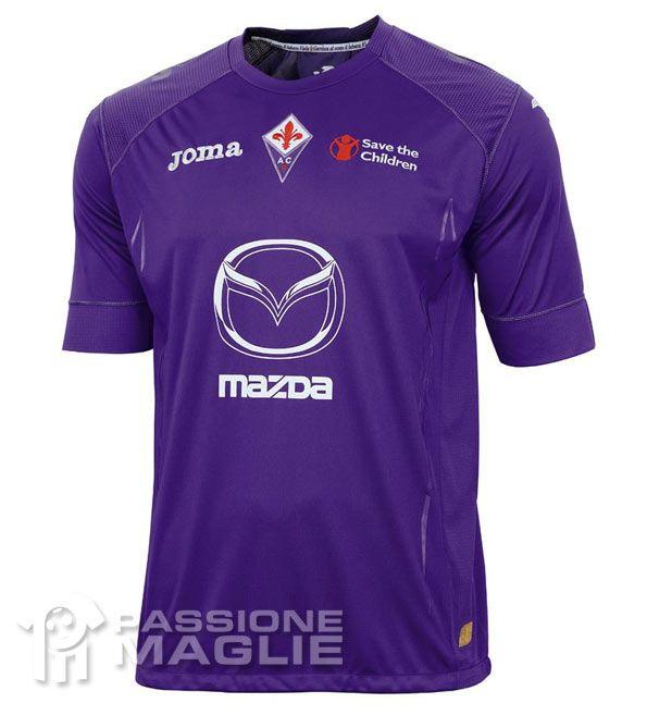 Fiorentina maglia home 2012-2013
