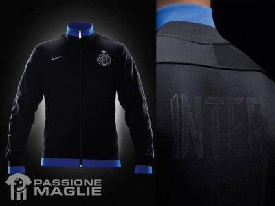 Giacca Inter Nike 2012-2013