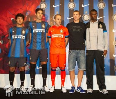 Inter collection Nike 2012-2013