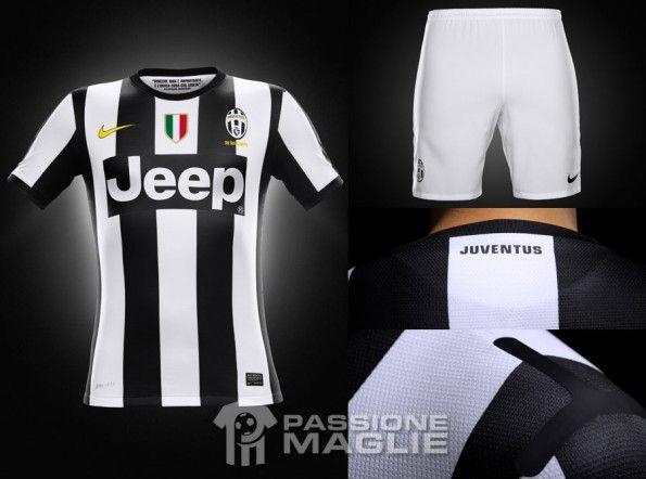 Maglia Juventus Authentic 2012-2013