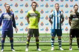 Divise Espanyol 2012-2013