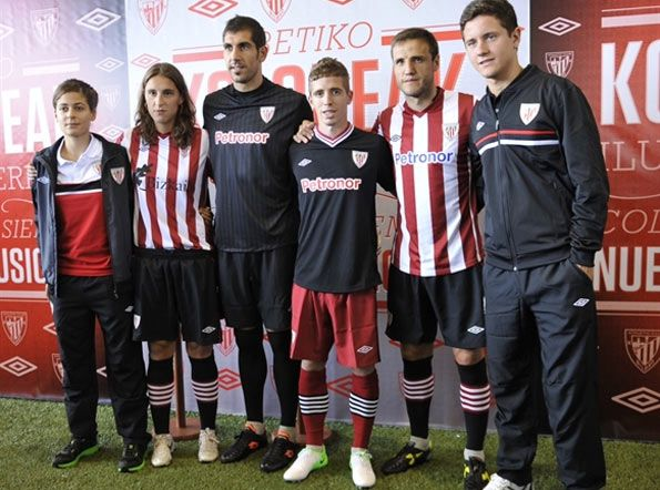Divise Athletic Club 2012-2013