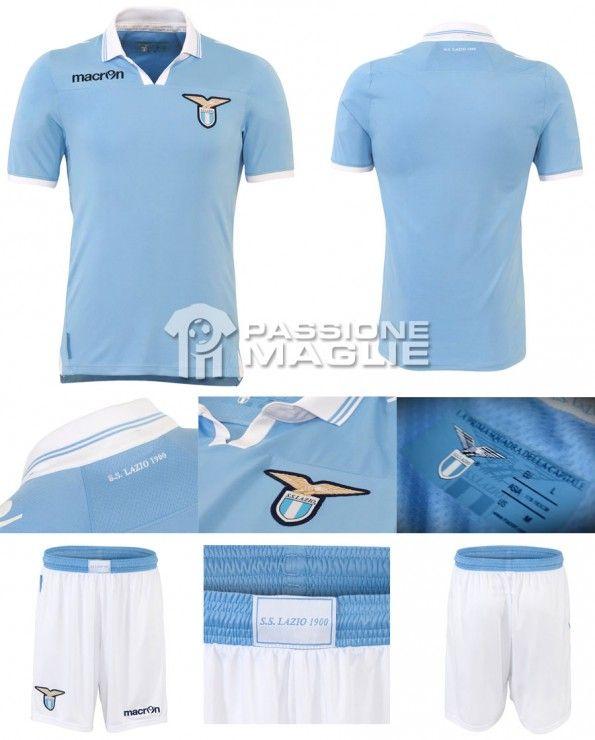 Lazio maglia home 2012-2013