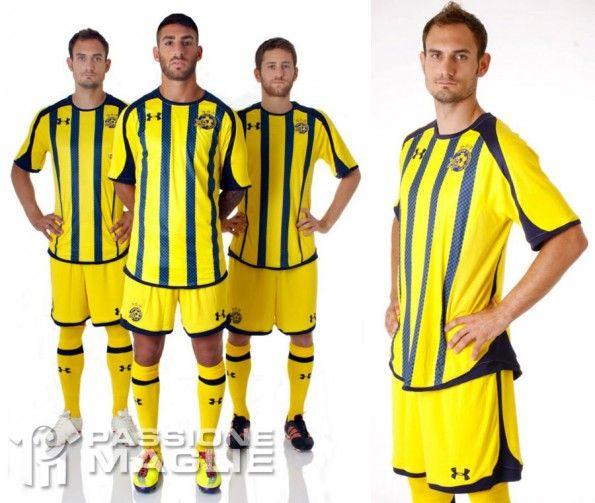 Maccabi Tel Aviv 2012-2013 home
