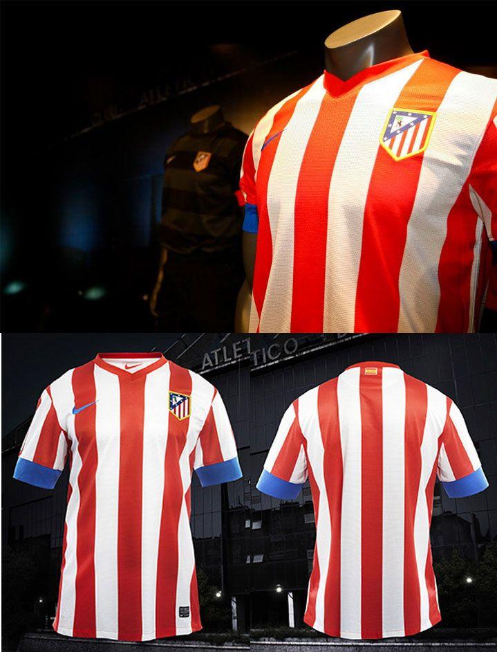Atletico Madrid divisa casalinga 2012-2013 Nike