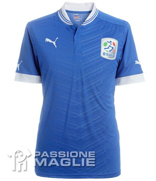 Maglia B Italia 2012 di Puma