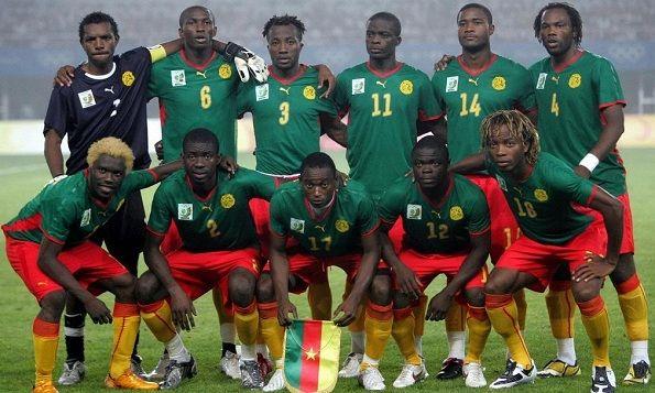 Il Camerun alle Olimpiadi di Pechino 2008