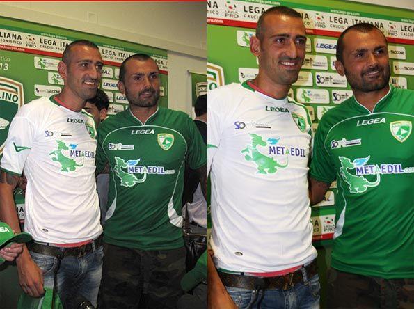 Maglie Avellino 2012-2013 Legea