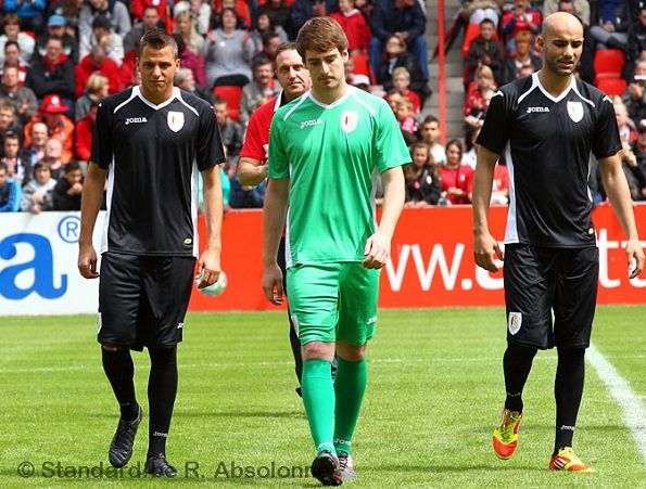 Le divise da portiere Joma dello Standard Liegi 2012-2013