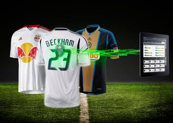 adidas micoach elite system MLS 2013
