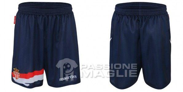 Pantaloncini Monaco 2012-2013 blu
