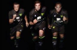 Casacca trasferta Norwich 2012-2013
