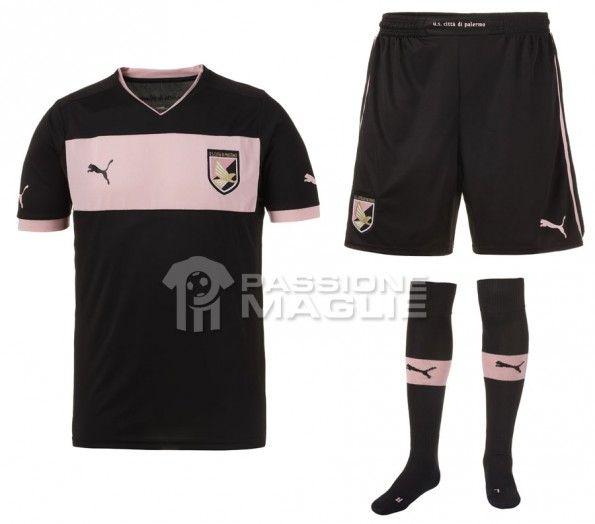 Palermo seconda maglia  2012-2013