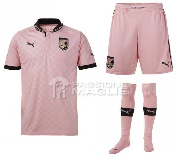 Palermo prima maglia 2012-2013