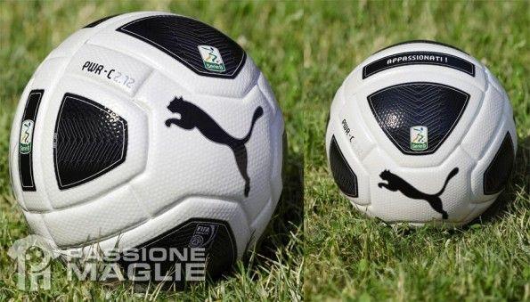Pallone Puma Serie B 2012-2013