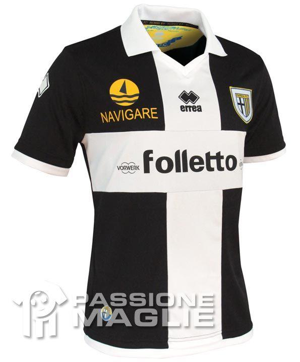 Parma maglia trasferta 2012-2013