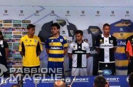 Divise Parma 2012-2013