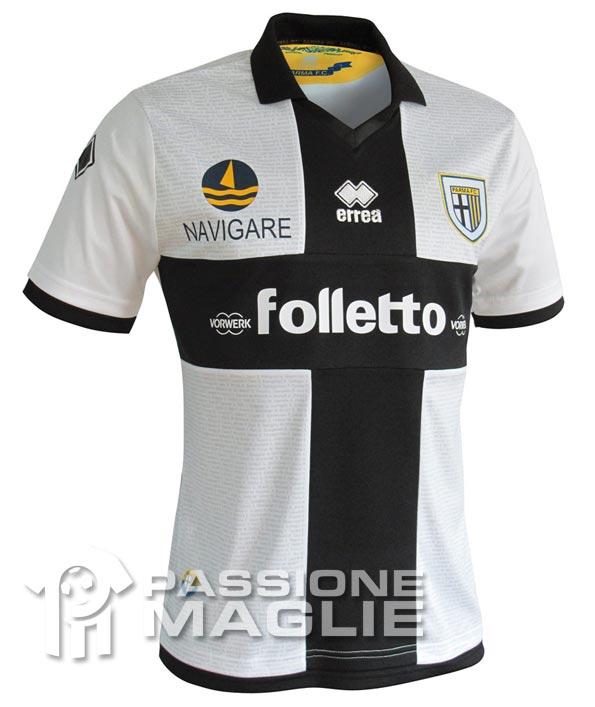 Parma maglia casa 2012-2013