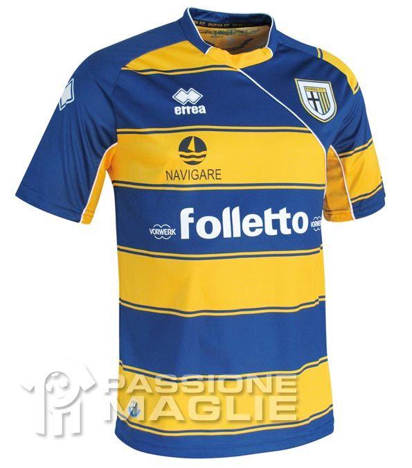 Parma terza maglia 2012-2013 Erreà