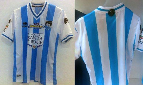 Pescara maglia home 2012-2013
