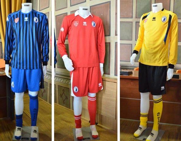 Kit AC Pisa 2012-2013