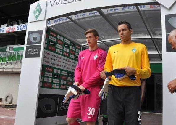 Maglie portiere Werder Brema 2012-2013