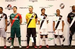 Kit Vasco da Gama 2012 Penalty