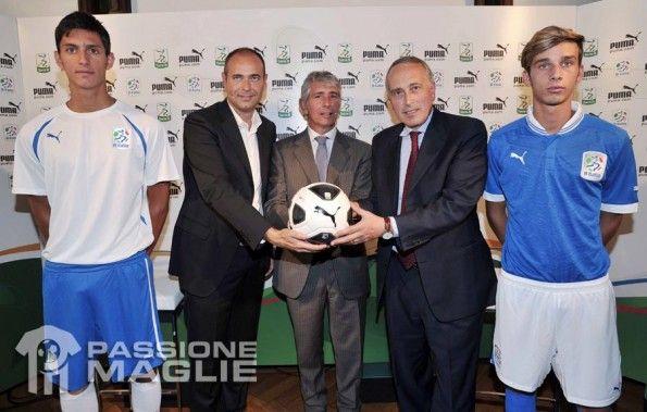 Divise B Italia Puma