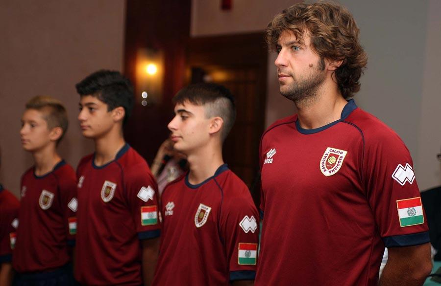 Prima divisa Reggiana 2012-2013