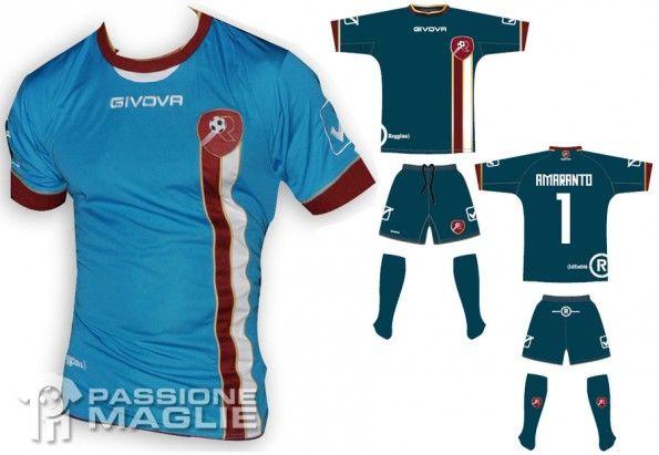 Maglia portiere Reggina 2012-2013