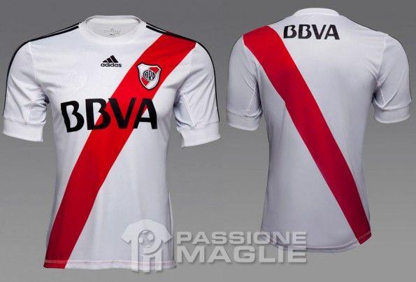 River Plate prima maglia 2012